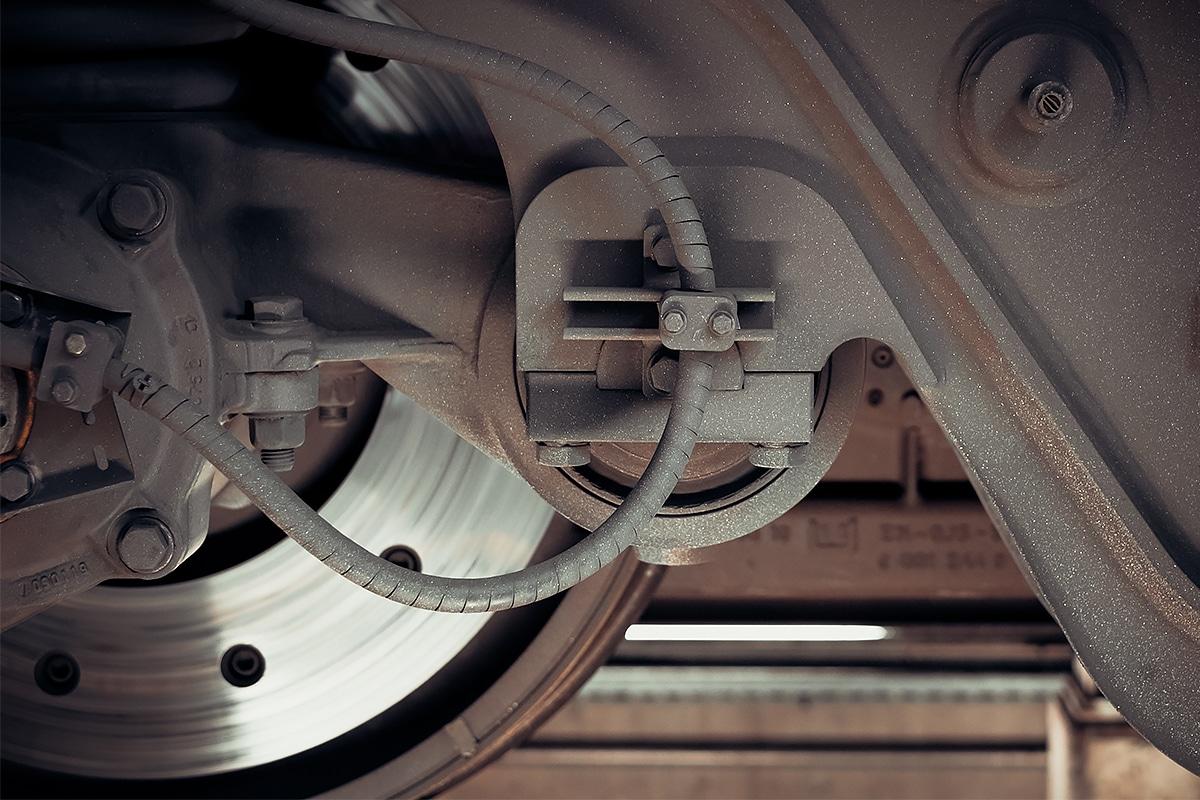 Gumowe elementy maszyn i urządzeń